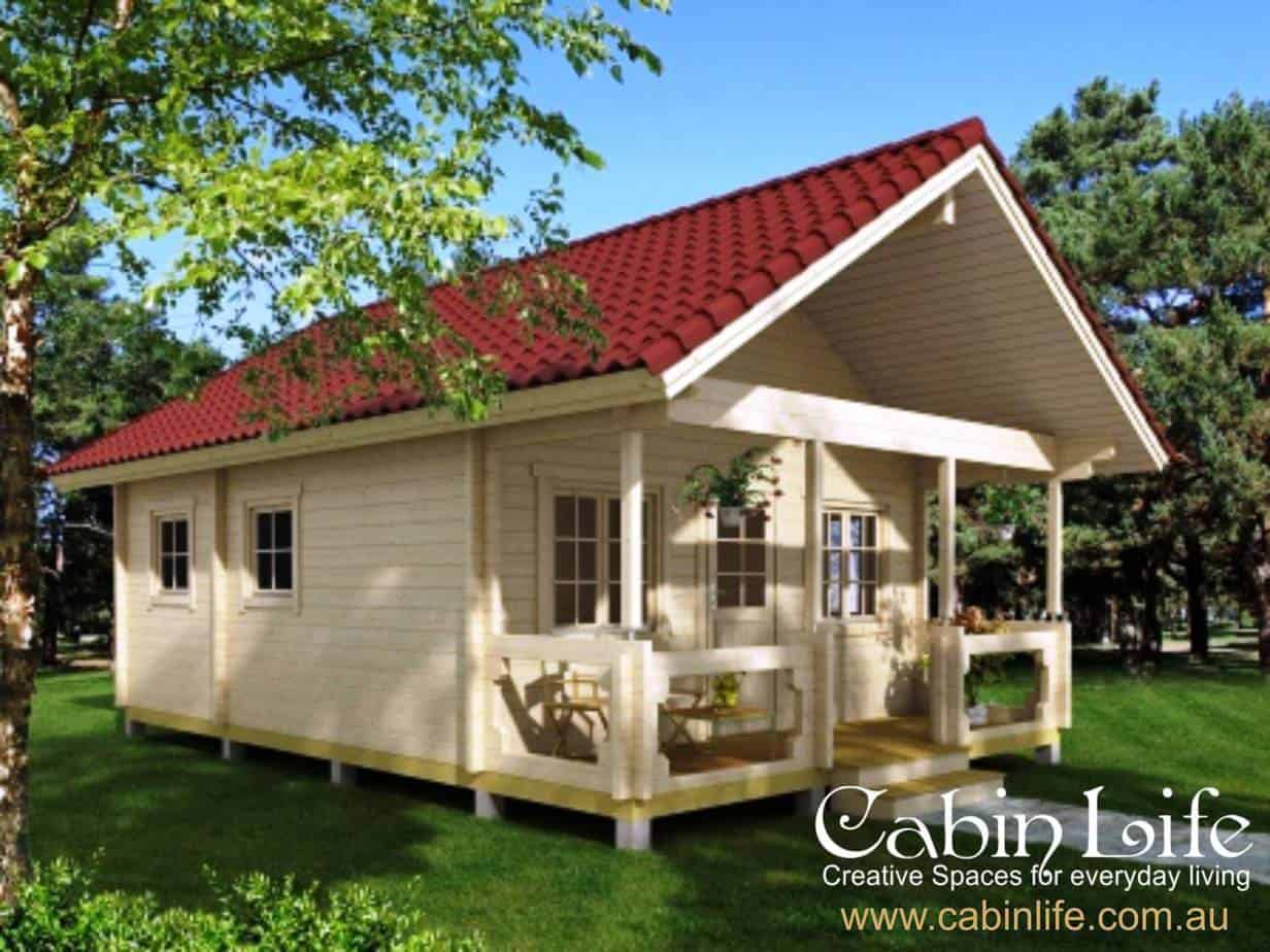 Country Chalet 1