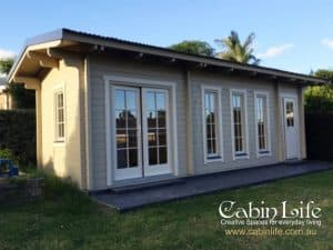 DIY Cabin Kit from Cabinlife