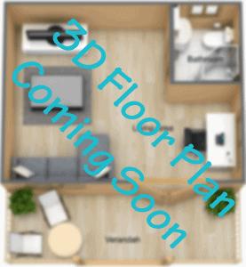 3D Cabin Floor Plan Coming Soon