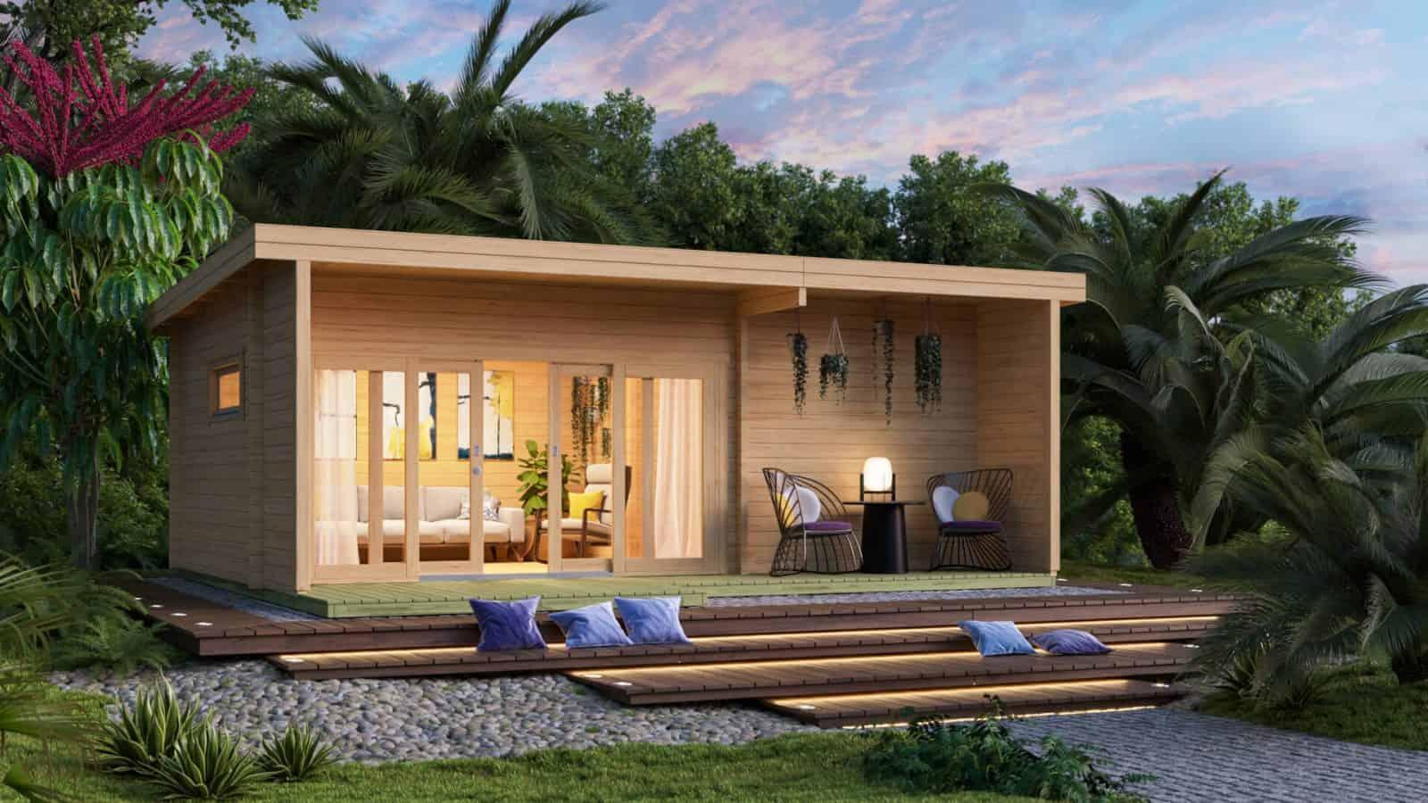Cabin Life Stradbroke Cabin