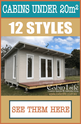 Cabin Life Timber Cabin 12 Styles May 21
